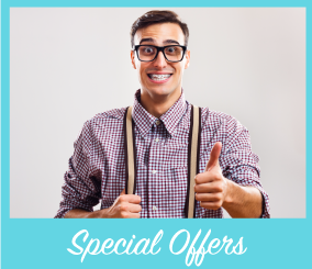 Pahls Family Dentistry BUTTON SPECIAL OFFERS